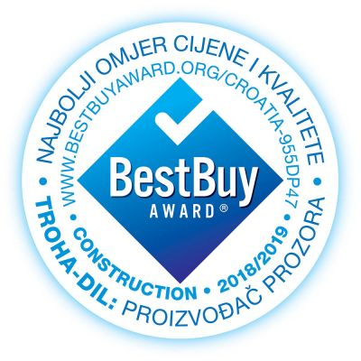 Best Buy Award Croatia Construction 2018/2019